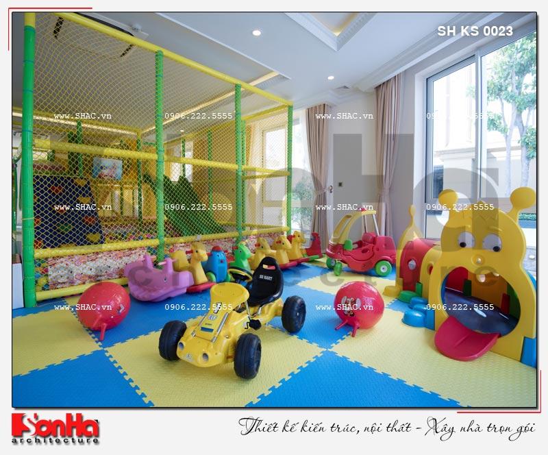 Thiết kế khách sạn 5 sao sang trọng tại Phú Quốc - SH KS 0023 73