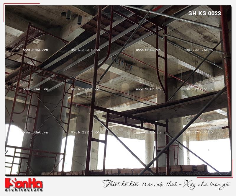 Thiết kế khách sạn 5 sao sang trọng tại Phú Quốc - SH KS 0023 79