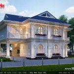 Thiết kế nhà bungalow 7P khách sạn 5 sao tại Phú Quốc sh ks 0023