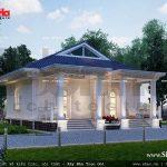 Thiết kế nhà bungalow 2P khách sạn 5 sao tại Phú Quốc sh ks 0023