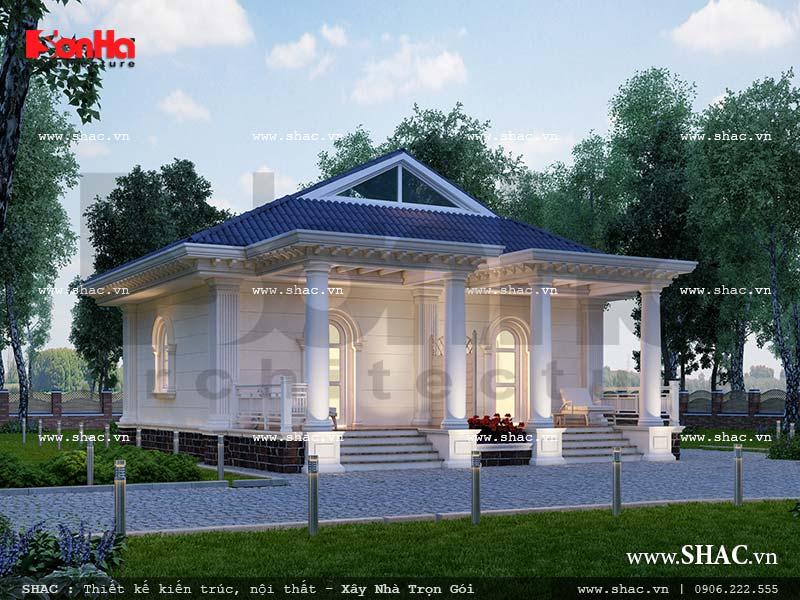 Thiết kế khách sạn 5 sao sang trọng tại Phú Quốc - SH KS 0023 30