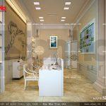 Thiết kế nội thất văn thư khách sạn 5 sao tại Phú Quốc sh ks 0023
