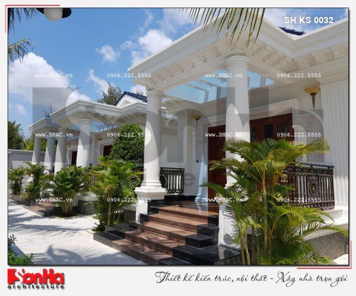 4 Ảnh thực tế kiến trúc bungalow khách sạn 5 sao tại phú quốc sh ks 0023