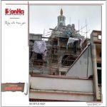 4 Ảnh thực tế thiết kế kiến trúc biệt thự lâu đài tại hà nội sh btld 0021