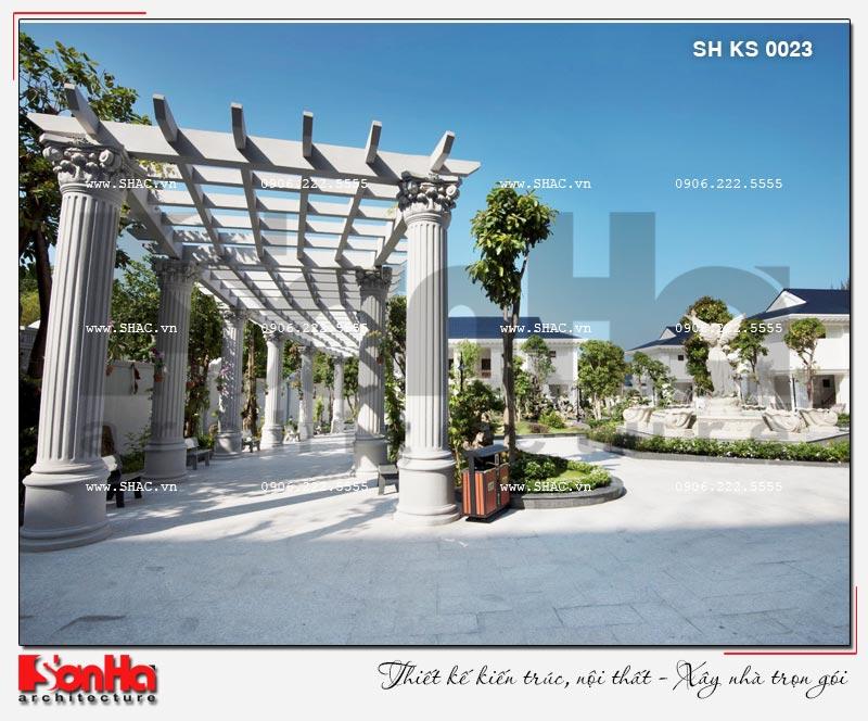 Thiết kế khách sạn 5 sao sang trọng tại Phú Quốc - SH KS 0023 42