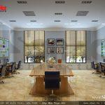 Thiết kế nội thất văn phòng khách sạn 5 sao tại Phú Quốc sh ks 0023