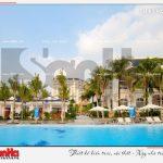 5 Thiết kế bể bơi nhân tạo quần thể resort 5 sao tại phú quốc sh ks 0023