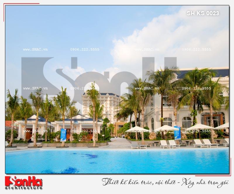 Thiết kế khách sạn 5 sao sang trọng tại Phú Quốc - SH KS 0023 44