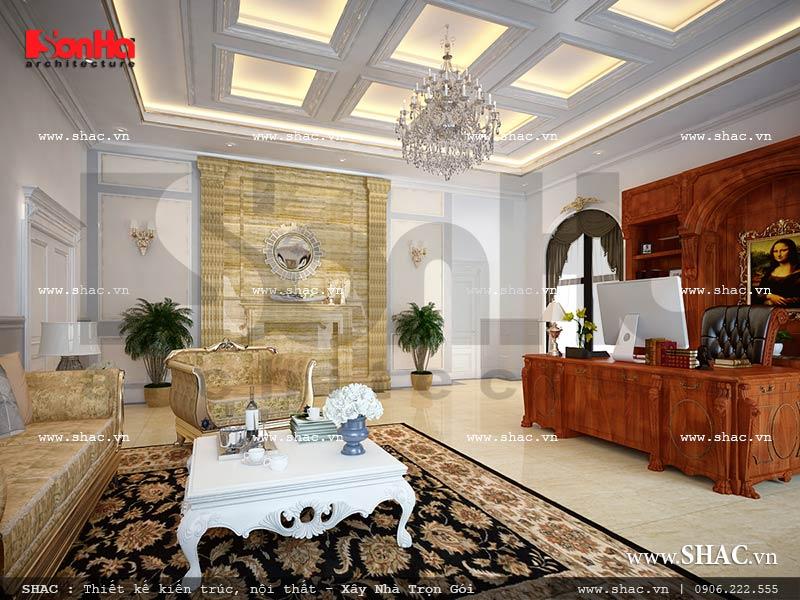 Thiết kế khách sạn 5 sao sang trọng tại Phú Quốc - SH KS 0023 22