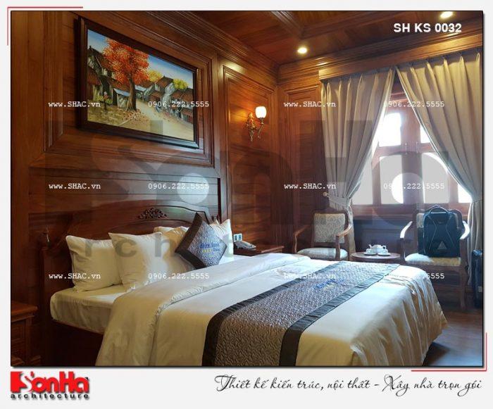 7 Ảnh thực tế nội thất bungalow khách sạn 5 sao tại phú quốc sh ks 0023