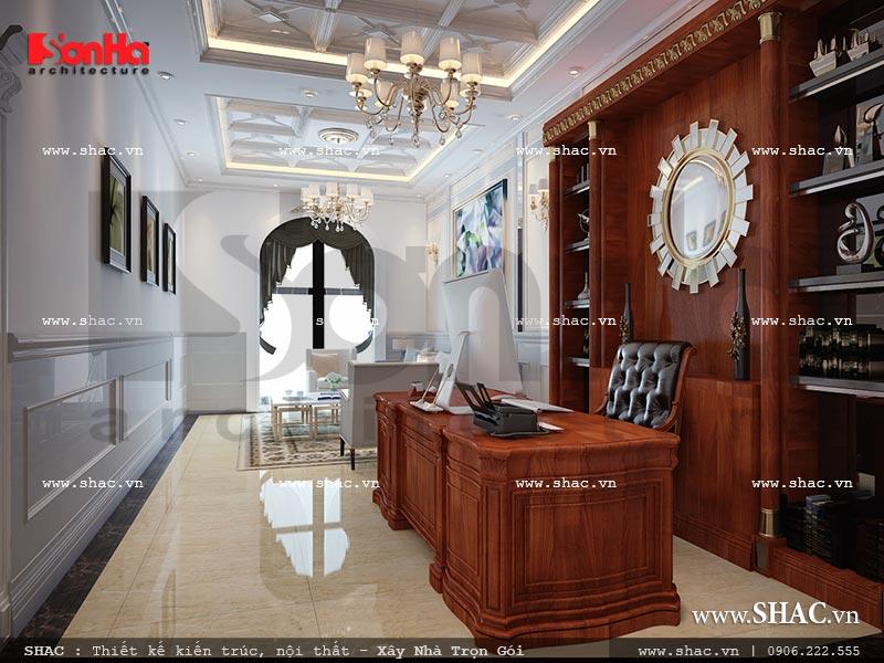 Thiết kế khách sạn 5 sao sang trọng tại Phú Quốc - SH KS 0023 21
