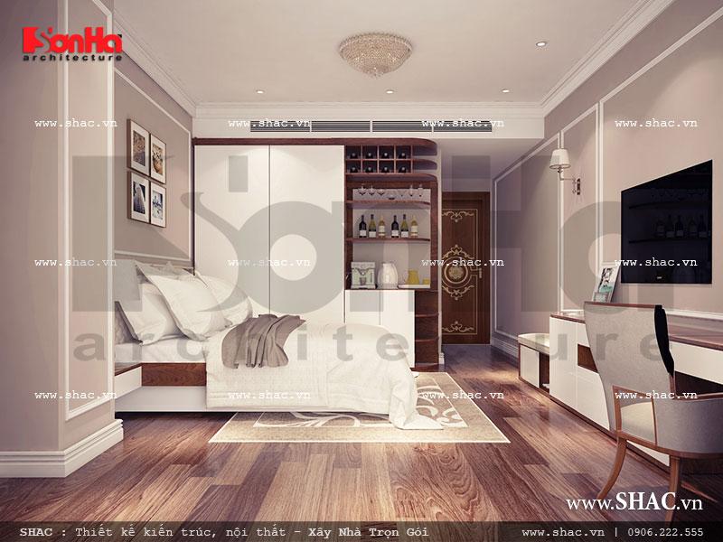 Thiết kế khách sạn 5 sao sang trọng tại Phú Quốc - SH KS 0023 19