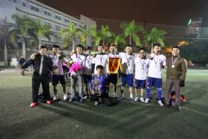 Giao hữu bóng đá SHAC 2016: Sơn Hà và những người bạn 9