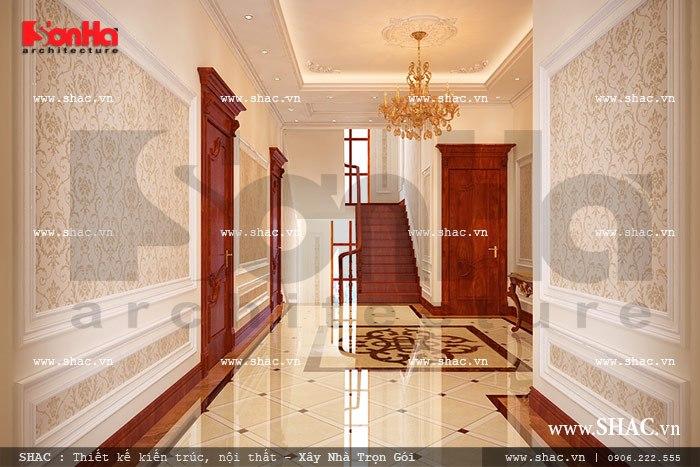 hành lang tầng 2