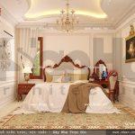 Không gian phòng ngủ kiểu pháp sh btp 0069