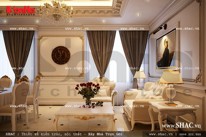 Phòng ăn VIP