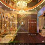 Phòng hát karaoke sang trọng sh btld 0021
