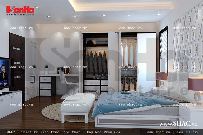 Phòng ngủ con trai sh nod 0133