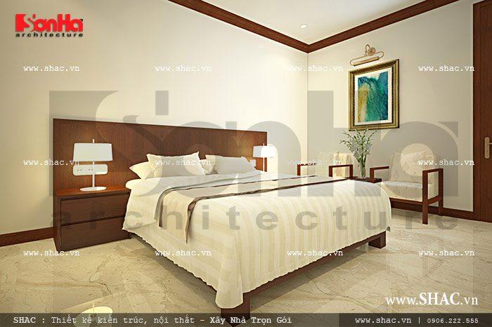 Phòng ngủ đơn của khách sạn sh ks 0024