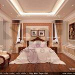 Phòng ngủ kiểu pháp đẹp sh btld 0021