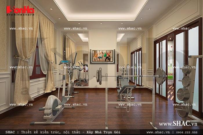 Phòng tập gym sh btp 0068
