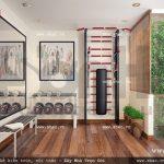 Phòng tập gym tại nhà sh nod 0133