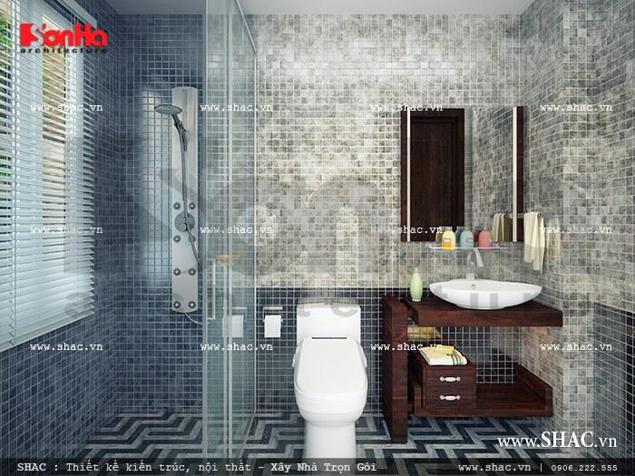 Phòng wc khép kín