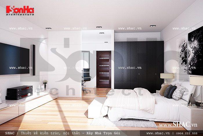 Thiết kế phòng ngủ đẹp sh nod 0133