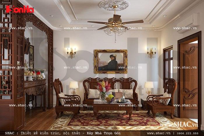 Bộ bàn ghế đồng kỵ đẹp sh nop 0090