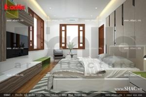 Không gian phòng ngủ hiện đại sh btp 0075