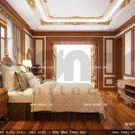 Không gian phòng ngủ ngập tràn sức sống sh btp 0076