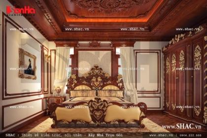 Phòng ngủ quý phái và sang trọng sh btld 0022