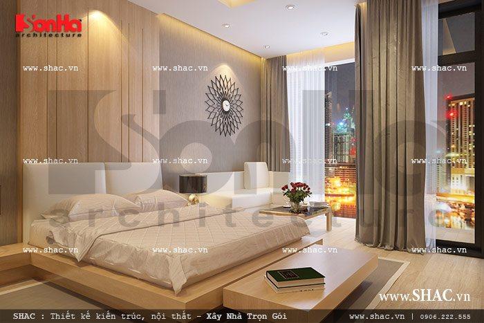 Phòng ngủ sang trọng cho thuê tầng 2 sh nod 0137