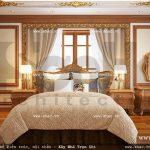 Phòng ngủ kiểu pháp đẹp sh btp 0076