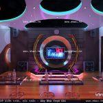 Làm phòng hát karaoke tại nhà tuyệt đẹp sh btp 0077