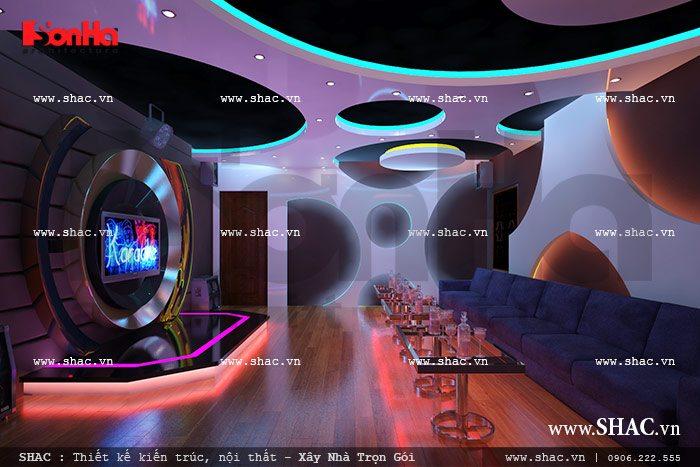 Phòng hát karaoke tại nhà sh btp 0077