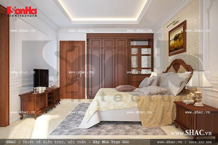 Phòng ngủ ấm cúng sh nop 0092
