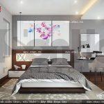 Phòng ngủ bố mẹ sh nod 0138
