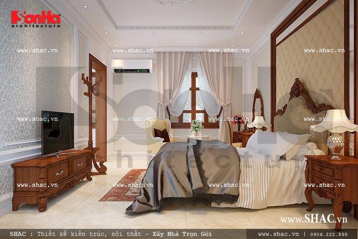 Phòng ngủ lãng mạn sh nop 0092