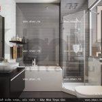 Phòng wc hiện đại tiện nghi sh nod 0138