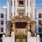 Biệt thự kiểu Pháp cổ điển có mặt tiền 8m tại Thái Bình – SH BTP 0080 25