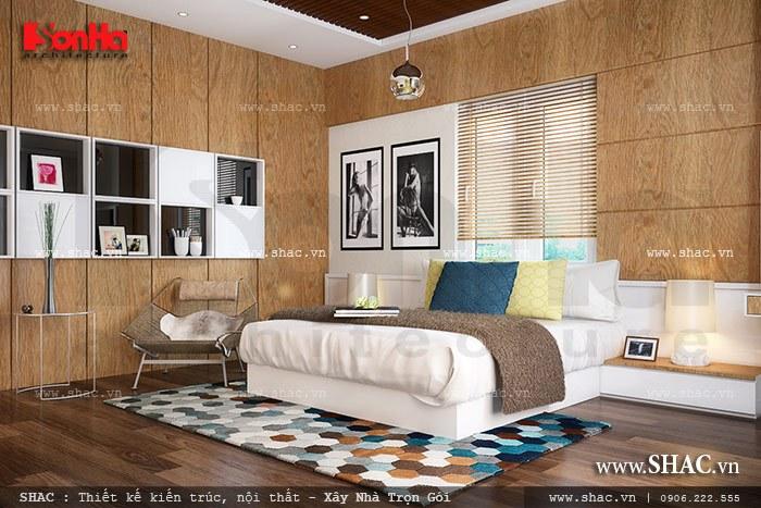 Phòng ngủ đẹp sh ks 0025