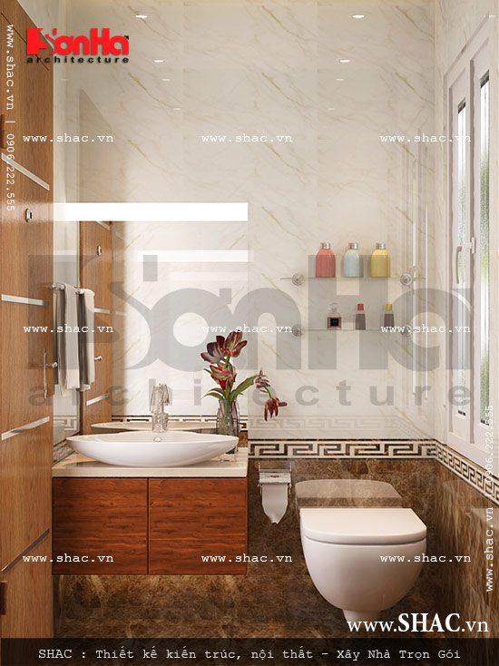 Phòng wc đẹp sh ks 0025