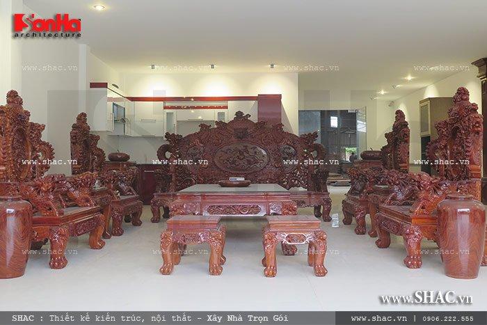 Mời tham gia cổ phần Xưởng sản xuất thi công nội thất gỗ Sơn Hà 13