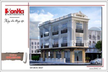 Thiết kế quán café sang trọng mang nhiều phong cách – SH BCK 0037 1