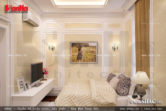 Phòng ngủ ấm cúng a kiên vincom hp