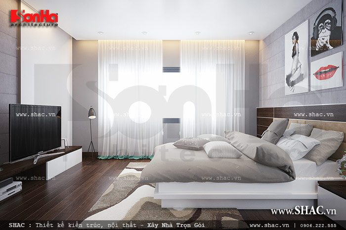 Phòng ngủ dành cho khách sh nod 0143