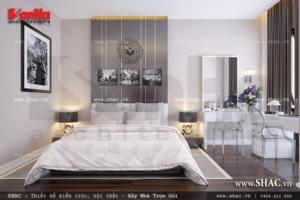 Thiết kế phòng ngủ lãng mạn sh nod 0143