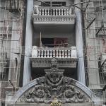 2 Ảnh thực tế biệt thự pháp 4 tầng tại sài gòn sh btp 0081