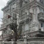 4 Ảnh thực tế biệt thự cổ điển tại sài gòn sh btp 0081